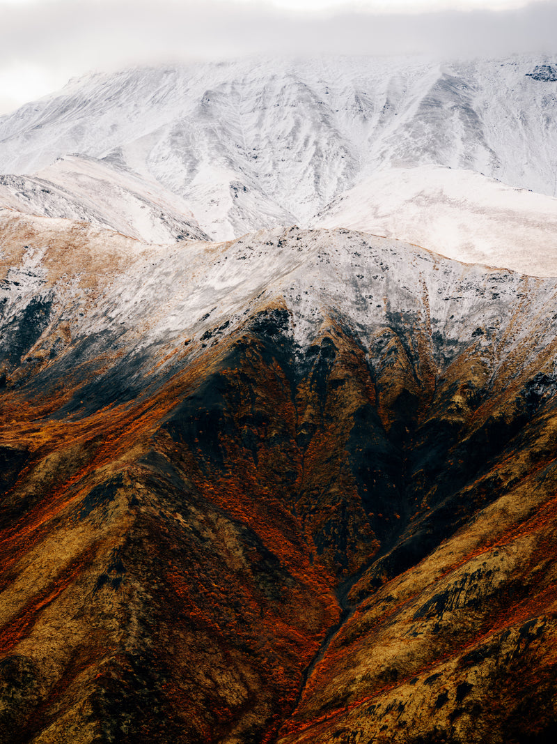 Winter is Coming, Tombstone Territorial Park, Yukon