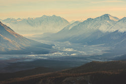 Slims River, Kluane National Park, Yukon