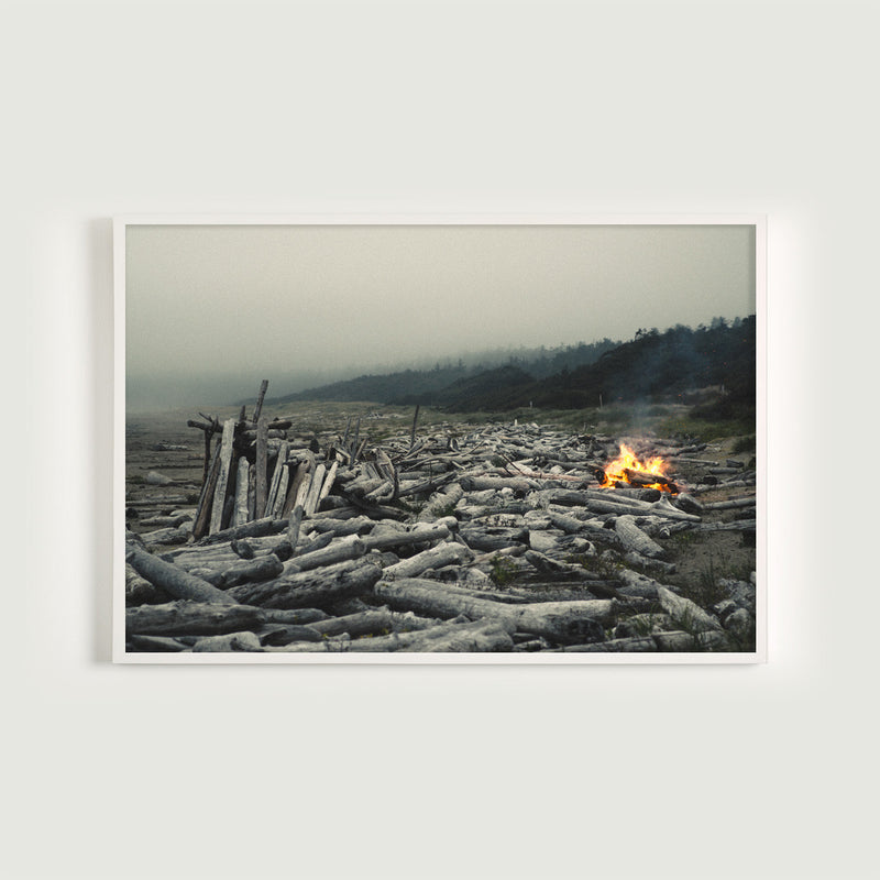 Beach Fire, Wickaninnish III