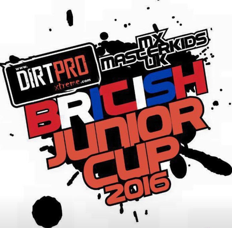 REVVING UP FOR MX MASTER KIDS BRITISH JUNIOR CUP NATIONALS ON 3/4 SEPTEMBER