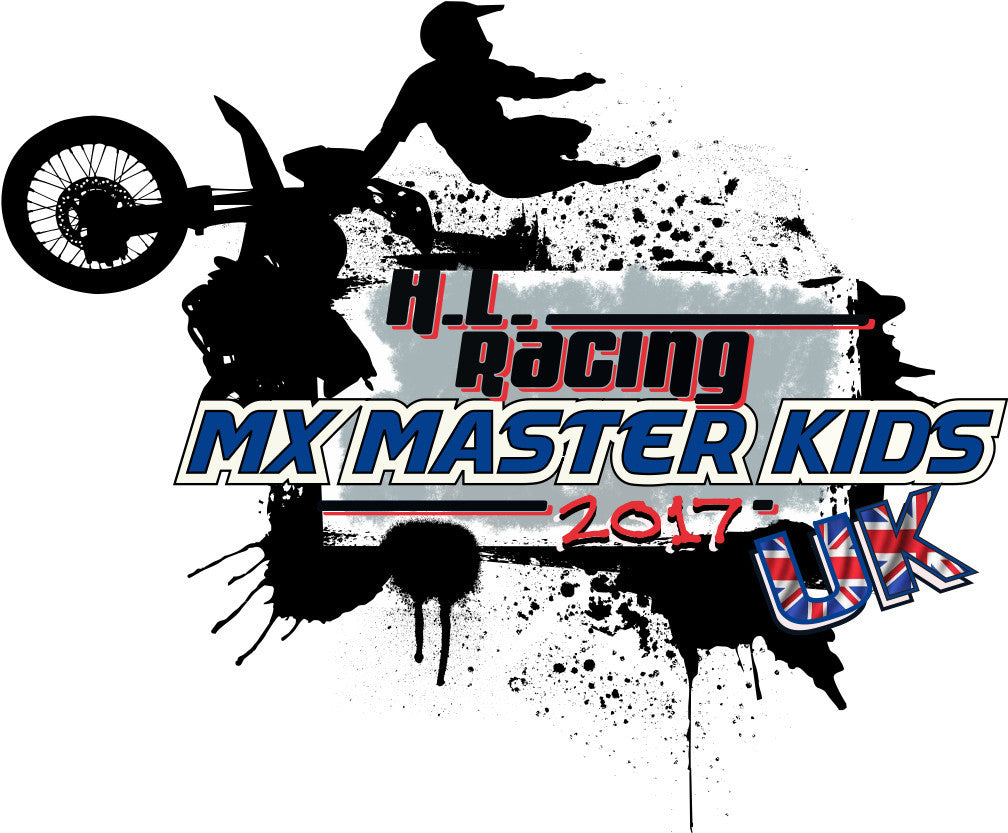 HL RACING ANNOUNCED AS TITLE SPONSOR FOR MX MASTERKIDS UK 2017