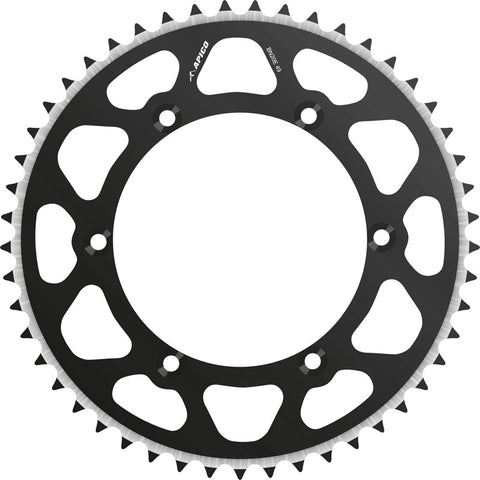 Apico Evolite Rear Sprocket Honda CR80/85 86-07 CRF150R 07-17 Black