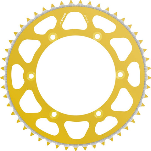 SPROCKET REAR RADIALITE HONDA CR80/85 86-07, CRF150R 07-18 GOLD