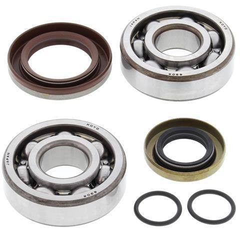 Bearings - ALL BALLS CRANK BEARING AND SEAL KIT KTM/HUSKY SX65 09-17, TC65 2017