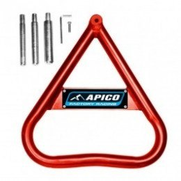 Bike Stands - Apico Bike Stand Triangle Adaptors (Various Colours)