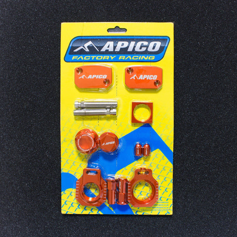 Bling - Apico FACTORY BLING PACK KTM SX125-150 2016, SX250 14-16, SX-F250 14-16, SX-F350 14-16,SX-F450 14-16 OR (R