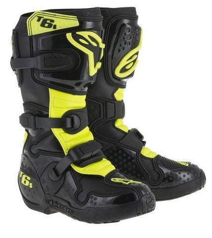 Boots - ALPINESTARS TECH 6S YOUTH BOOT