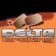Brakes - DELTA MXD SINTERED OFF ROAD PADS DB2320 (FA368 VD997)