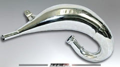 Exhausts - DEP EXHAUST PIPE HUSKY TC 125 2014-ON AND TE 14-15 NICKEL