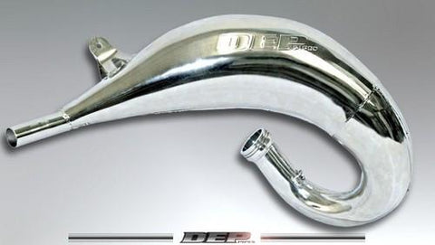 Exhausts - DEP EXHAUST PIPE NICKEL KX125 2004-ON
