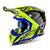 Image of Helmet - AIROH AVIATOR 2.2 TC16 MANTOVA MOTOCROSS/MX HELMET