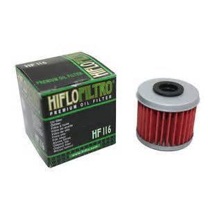 Oil Filters - HIFLO HF116 Motocross MX Oil Filter