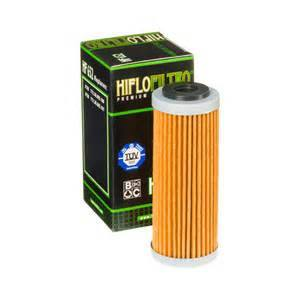 Oil Filters - HIFLO HF652 Motocross MX Oil Filter