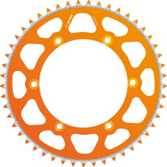 TALON SPROCKET REAR RADIALITE KTM SX65 98-18 50T GOLD (Colour Options)
