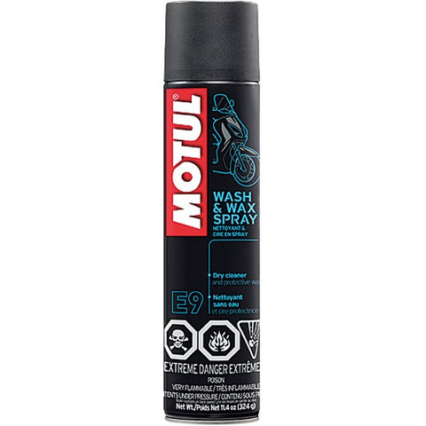 Motul, E9 Wash & Wax, [product_type],  [variant_title] - Specialty Motorsports