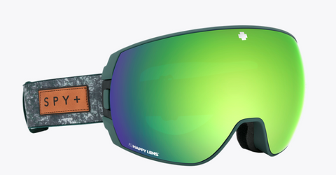 Spy Optics, Legacy Native Nature Green-happy Bronze W/ green Spectra+happy Persimmon W/lucid Silver, Accessories,  [variant_title] - Specialty Motorsports