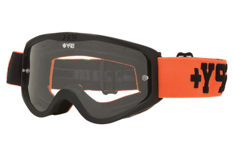 Spy Optic Youth Jersey Orange Cadet Goggle w/Clear AFP Lens - Spy Optics - [product_type] - Specialty Motorsports