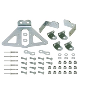 Recreation Supply Company, SPX A-Arm brace Kit- Gen 4, [product_type],  [variant_title] - Specialty Motorsports