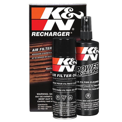 K&N, K&N Recharge Kits, [product_type],  [variant_title] - Specialty Motorsports