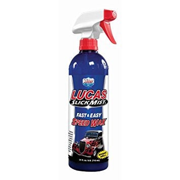 Lucas Oil 10160 Slick Mist Speed Wax - Lucas - [product_type] - Specialty Motorsports