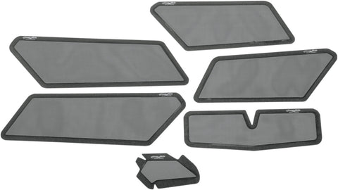Polaris Rush Hood Vent Kit (6 pieces) - Frogzskin - [product_type] - Specialty Motorsports