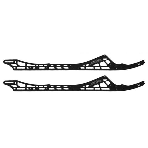 "IceAge, Iceage Proclimb/Ascender Rail Kit 2017-19, [product_type],  153"" Bomber-BLACK - Specialty Motorsports"