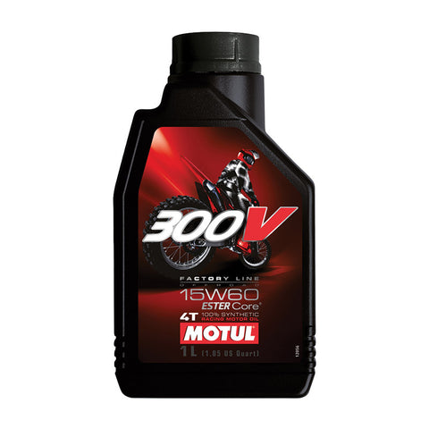 Motul 300V Offroad Synthetic Motor Oil 15W60 - Motul - [product_type] - Specialty Motorsports
