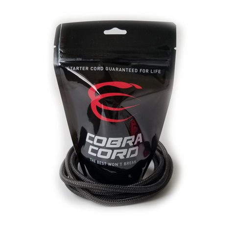 Cobra Cord, Snowmobile Cobra Cord, [product_type],  Black - Specialty Motorsports