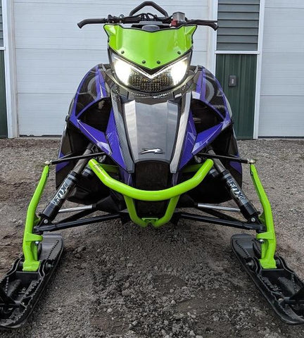 Arctic Cat Ascender EXO Front Bumper - B&M Fabrications - [product_type] - Specialty Motorsports