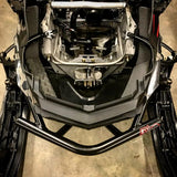 BM FAB Ski Doo Rev Gen 4 Exo Front Bumper 2017+ - B&M Fabrications - [product_type] - Specialty Motorsports
