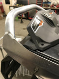 BM FAB Ski Doo Rev Gen 4 Exo Rear Bumper (Welded) - B&M Fabrications - [product_type] - Specialty Motorsports