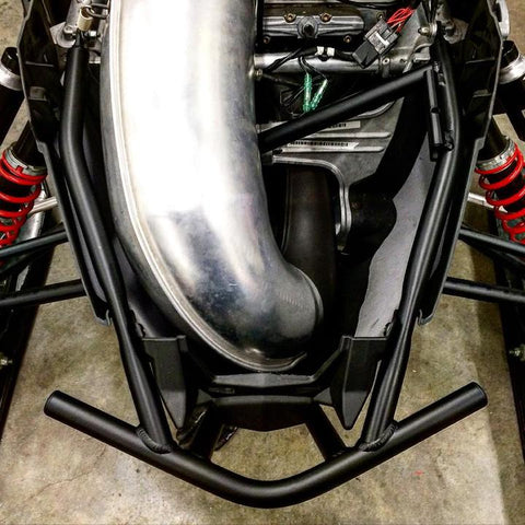 BM FAB Polaris Axys EXO Front Bumper - B&M Fabrications - [product_type] - Specialty Motorsports