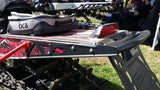 "B&M Fabrications, Polaris Pro Ride RMK 155"" Rear Exo Bumper (Welded), [product_type],  Semi Gloss Black - Specialty Motorsports"