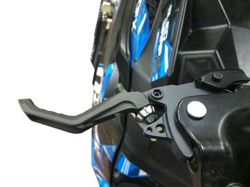 Mountain Sports Distribution, Skinz Adjustable Brake Lever-Polaris, [product_type],  [variant_title] - Specialty Motorsports