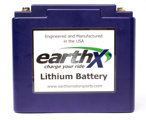 EarthX Lithium Battery - ETZ14C - EarthX - Battery - Specialty Motorsports