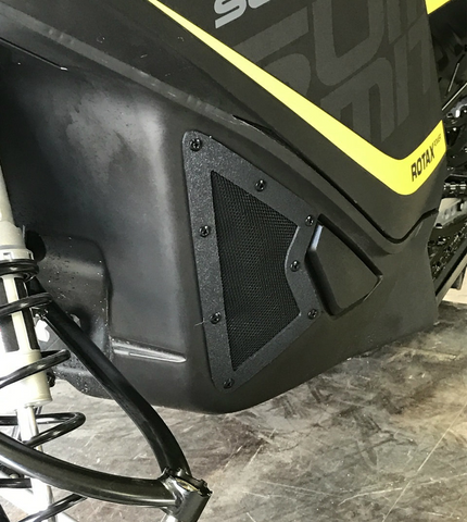 Menztoys, Mountain Fit - Skidoo Gen 4 4pc. Vent Kit, [product_type],  [variant_title] - Specialty Motorsports