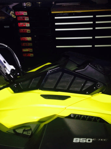 Mountain Fit - Skidoo Gen 4 Air Intake Vents - Menztoys - [product_type] - Specialty Motorsports