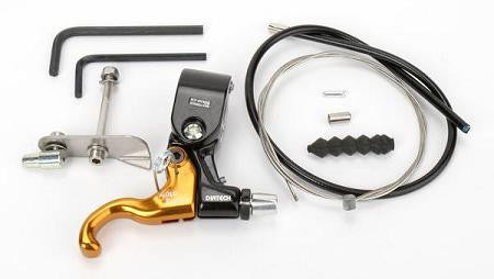 FTI, Full Throttle Goldfinger Left Hand Throttle Kit, [product_type],  [variant_title] - Specialty Motorsports
