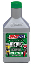 Amsoil Inc., 10W-30 Synthetic Metric Motorcycle Oil, [product_type],  [variant_title] - Specialty Motorsports
