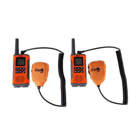 Mountain Sports Distribution, Mountain Lab Roam 2W 2-Way Radio (Set), [product_type],  [variant_title] - Specialty Motorsports