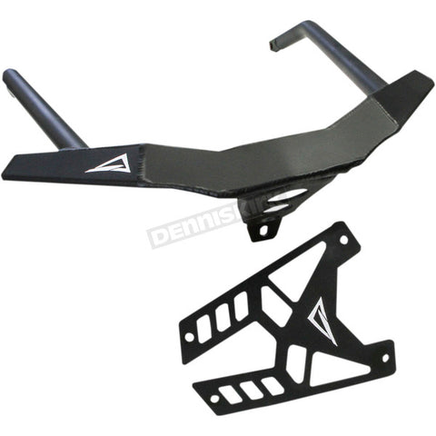 Bumper ( Front) - Polaris - Pro 2015-2016 AXYS Platform ( Extreme Protection w/front Lower Tubes) - Flat Black