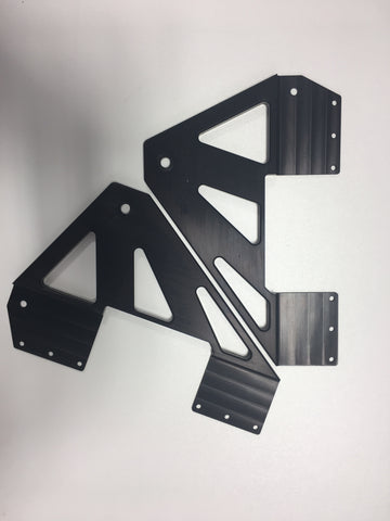 Racers Edge, Rear Bracket Stiffeners 174 T3, [product_type],  [variant_title] - Specialty Motorsports
