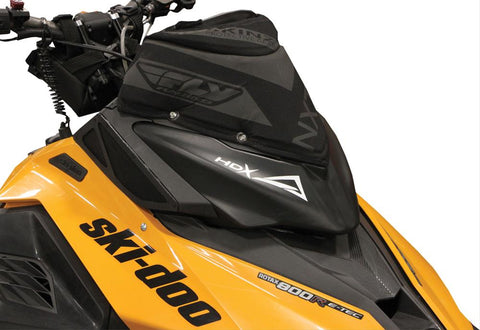 Mountain Sports Distribution, Headlight Delete Kit - Ski Doo - 2013-2015 XM/XS - Black, [product_type],  [variant_title] - Specialty Motorsports