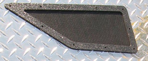 Mo-Flow, Mo-Flow Ski-Doo XP Upper Side Vent - Coarse Mesh w/ Pre-Filter, [product_type],  [variant_title] - Specialty Motorsports