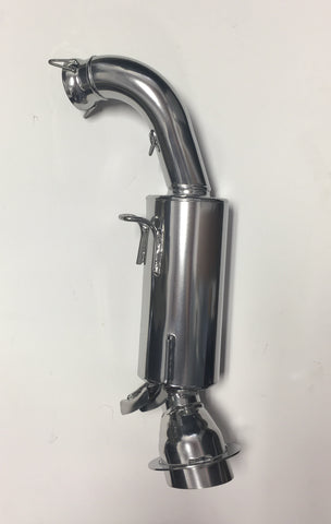 Specialty Motorsports Ltd, Specialty X Silencer-Axys Mtn - 2015-2019, [product_type],  [variant_title] - Specialty Motorsports