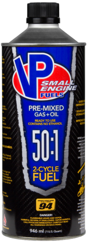 VP 2-Cycle Fuel - VP Racing Fuels - [product_type] - Specialty Motorsports