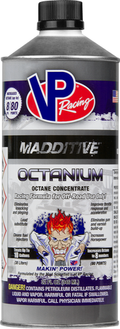 VP Octanium - VP Racing Fuels - [product_type] - Specialty Motorsports