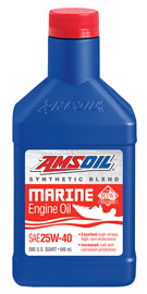 Amsoil Inc., Amsoil - Marine Engine Oil 25W40, [product_type],  [variant_title] - Specialty Motorsports