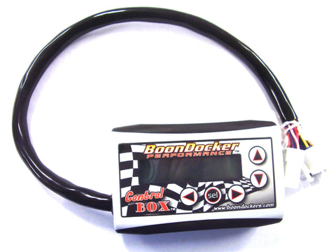 Boondocker Control Box Polaris - 2011+12 RMK Pro