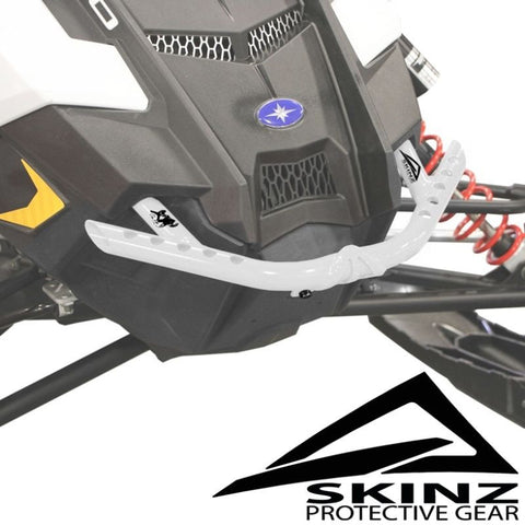 Skinz Protective Products, Skinz Chris Burandt Ultra-Lightweight Front Bumper - WHITE - Polaris 2015-2018 AXYS/ Pro RMK / Rush / Polaris Switchback / Switchback Assault, [product_type],  [variant_title] - Specialty Motorsports